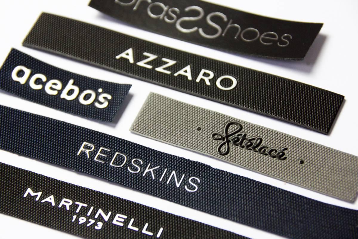 Etiquetas Grabadas