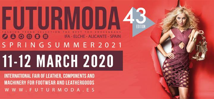 Britigraf renews its stand at FUTURMODA 2020 to present new personalized designs and decorations for shoes combined with recycled materials